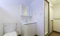 Greystone Bathroom | Hirafu, Niseko | Ministry of Chalets