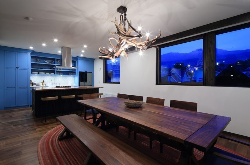 Gustav's Hideaway Dining Room | Lower Hirafu Village, Niseko | Ministry of Chalets