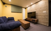 Gustav's Hideaway Media Room | Lower Hirafu Village, Niseko | Ministry of Chalets
