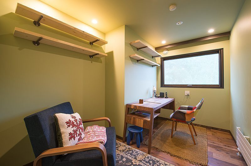 Gustav's Hideaway Office | Lower Hirafu Village, Niseko | Ministry of Chalets