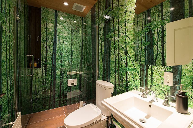 Gustav's Hideaway Bathroom | Lower Hirafu Village, Niseko | Ministry of Chalets