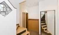 Hana & Jo Staircase | Hirafu Izumikyo 2, Niseko | Ministry of Chalets