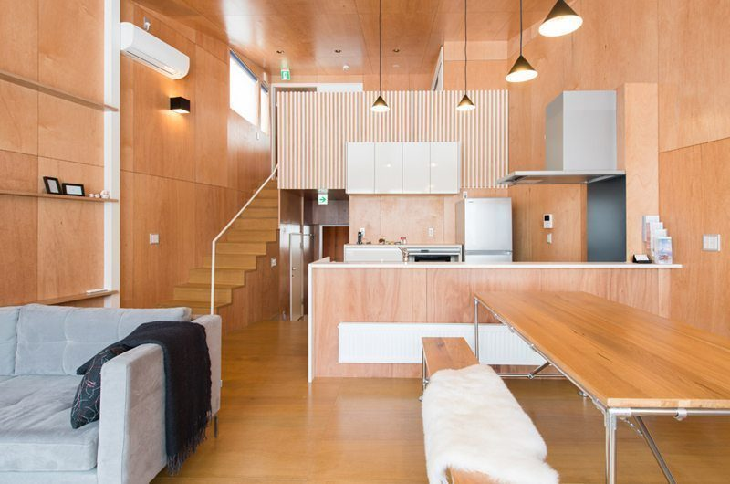 Heiwa Lodge Dining Area | St Moritz, Niseko | Ministry of Chalets