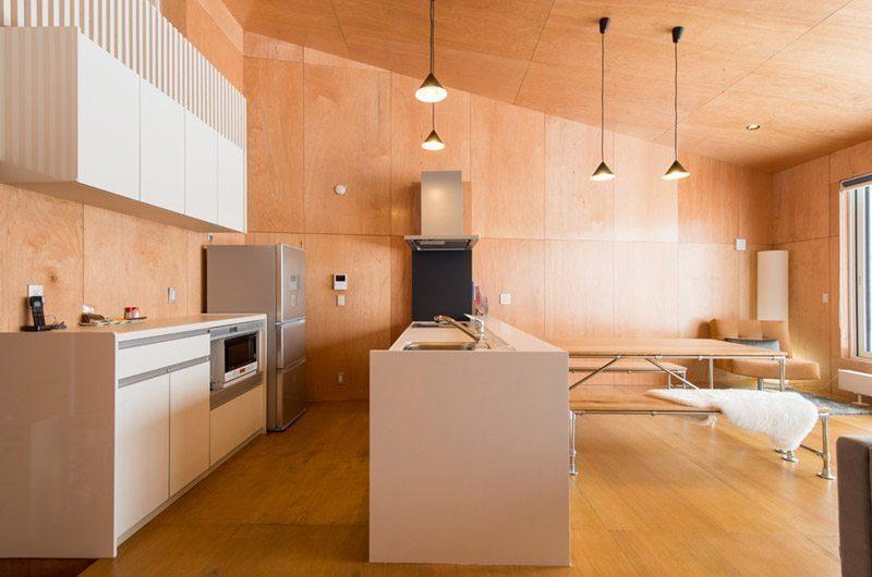 Heiwa Lodge Kitchen | St Moritz, Niseko | Ministry of Chalets