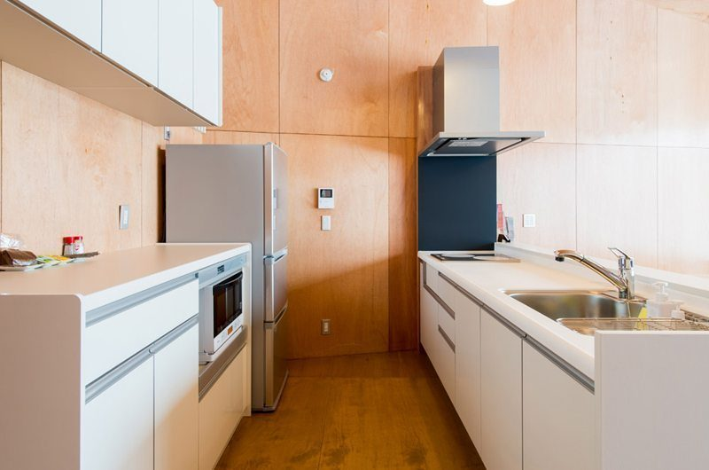 Heiwa Lodge Fully Equipped Kitchen | St Moritz, Niseko | Ministry of Chalets