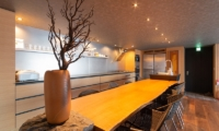 Hideaway on Escarpment Dining Table | Hirafu, Niseko | Ministry of Chalets