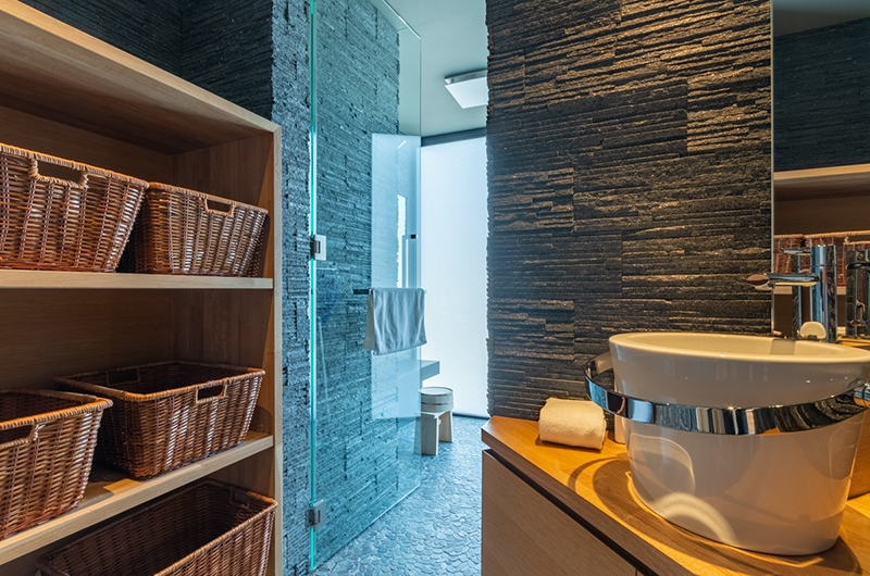 Hideaway on Escarpment Bathroom Area | Hirafu, Niseko | Ministry of Chalets
