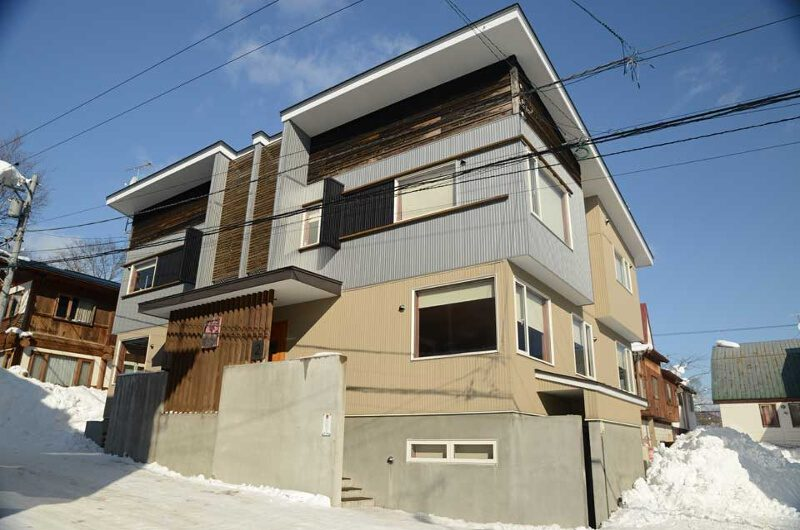 Itoku Building | Hirafu, Niseko | Ministry of Chalets