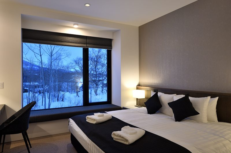 Jun Bedroom with Views | Hirafu, Niseko | Ministry of Chalets