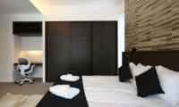 Jun Bedroom with Wardrobe | Hirafu, Niseko | Ministry of Chalets