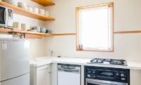 Jurin Cottage Kitchen | Hirafu Izumikyo 1, Niseko | Ministry of Chalets