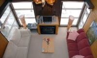 Jurin Cottage Lounge | Hirafu Izumikyo 1, Niseko | Ministry of Chalets