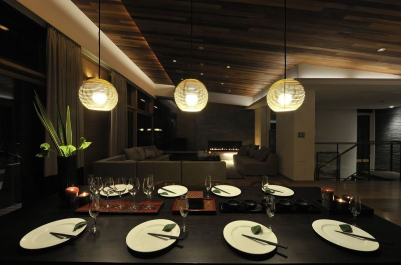 Kasetsu Dining Room | Lower Hirafu Village, Niseko | Ministry of Chalets