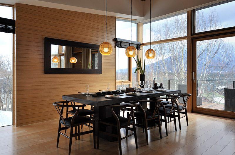 Kasetsu Dining Area | Hirafu, Niseko | Ministry of Chalets