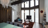 Kasumi Living And Dining Room | Hirafu St Moritz, Niseko | Ministry of Chalets