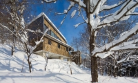 Kawasemi Residence Exteriors   Lower Hirafu Village, Niseko   Ministry of Chalets