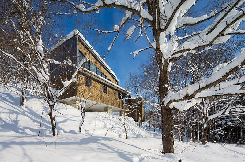 Kawasemi Residence Exteriors | Lower Hirafu Village, Niseko | Ministry of Chalets