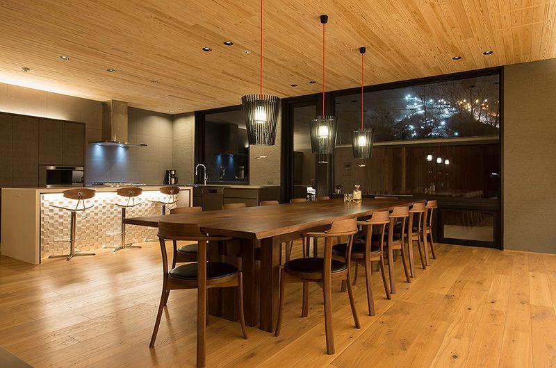 Kazahana Kitchen Area | Hirafu, Niseko | Ministry of Chalets