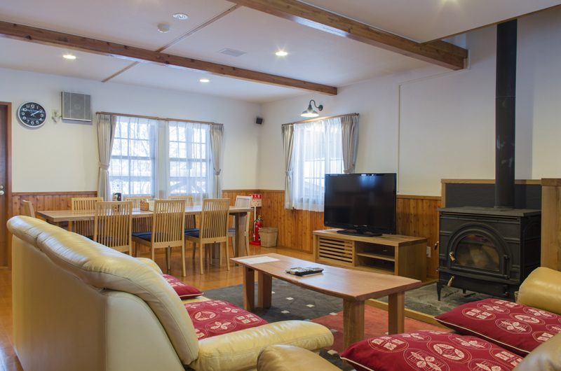 Kisetsu Living and Dining Area | Hirafu Izumikyo 1, Niseko | Ministry of Chalets