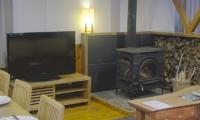 Kisetsu TV Room | Hirafu Izumikyo 1, Niseko | Ministry of Chalets