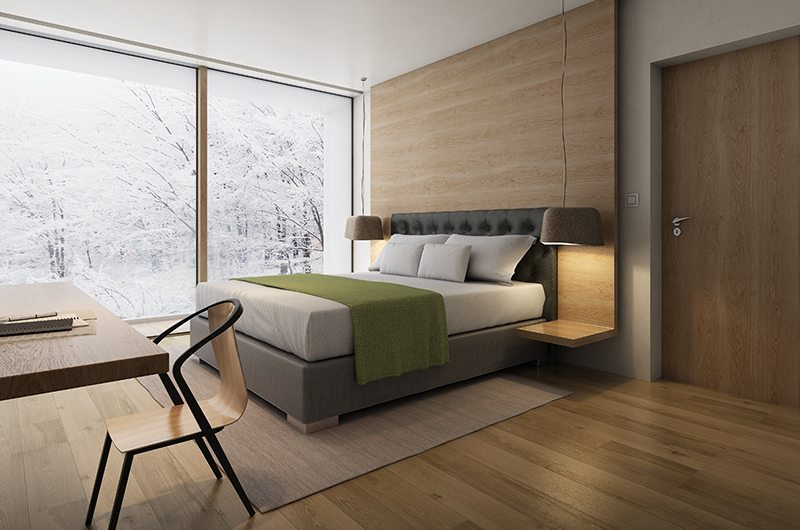 Kitadori Bedroom | Lower Hirafu, Niseko | Ministry of Chalets