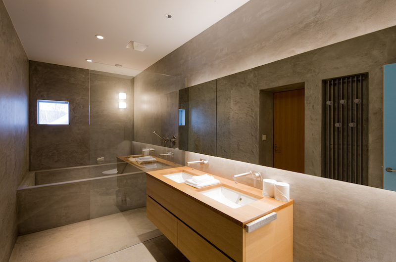 Kitadori Bathroom Area | Hirafu, Niseko | Ministry of Chalets