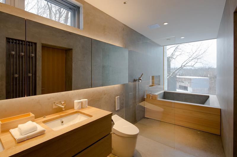 Kitadori Bathroom | Hirafu, Niseko | Ministry of Chalets