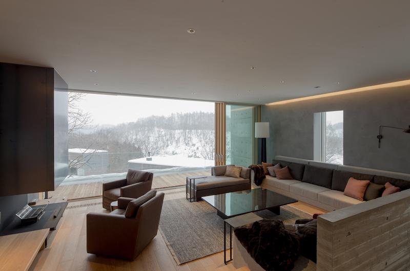 Kitadori Living Area | Hirafu, Niseko | Ministry of Chalets