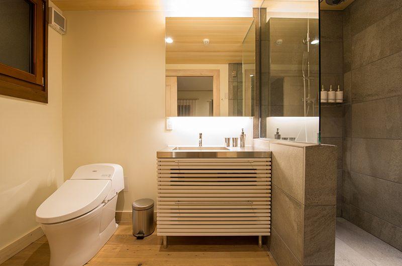 Koho Bathroom | Hirafu, Niseko | Ministry of Chalets