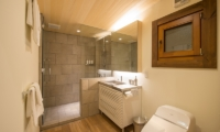 Koho Bathroom with Shower | Hirafu, Niseko | Ministry of Chalets
