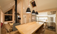 Koho Dining and Living Area | Hirafu, Niseko | Ministry of Chalets