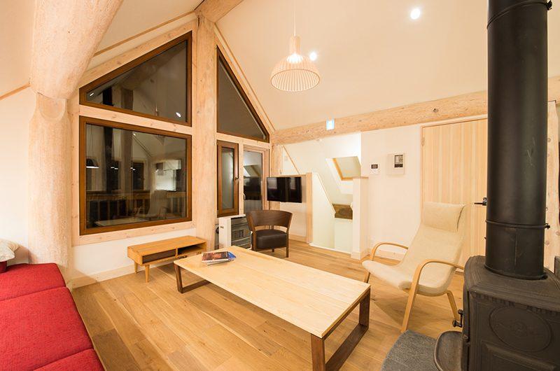 Koho Living Room | Hirafu, Niseko | Ministry of Chalets