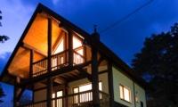 Koho Building Night View | Hirafu, Niseko | Ministry of Chalets