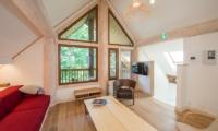 Koho Living Area with TV | Hirafu, Niseko | Ministry of Chalets