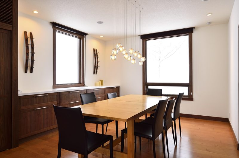 Kokoro Dining Table | Hirafu, Niseko | Ministry of Chalets