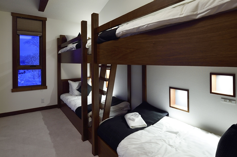 Kokoro Bunk Beds | Hirafu, Niseko | Ministry of Chalets