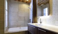 Kokoro Bathroom with Shower | Hirafu, Niseko | Ministry of Chalets