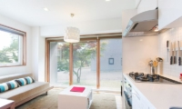 Kon M 1br Studio Living Room | Middle Hirafu Village, Niseko | Ministry of Chalets