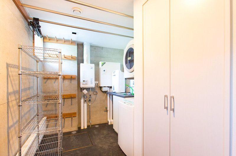 Kon M 3br Chalet Laundry | Middle Hirafu Village, Niseko | Ministry of Chalets