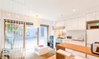 Kon M 1br Studio Kitchen | Middle Hirafu Village, Niseko | Ministry of Chalets