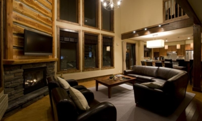 Latitude 42 Living Room | Lower Hirafu Village, Niseko | Ministry of Chalets