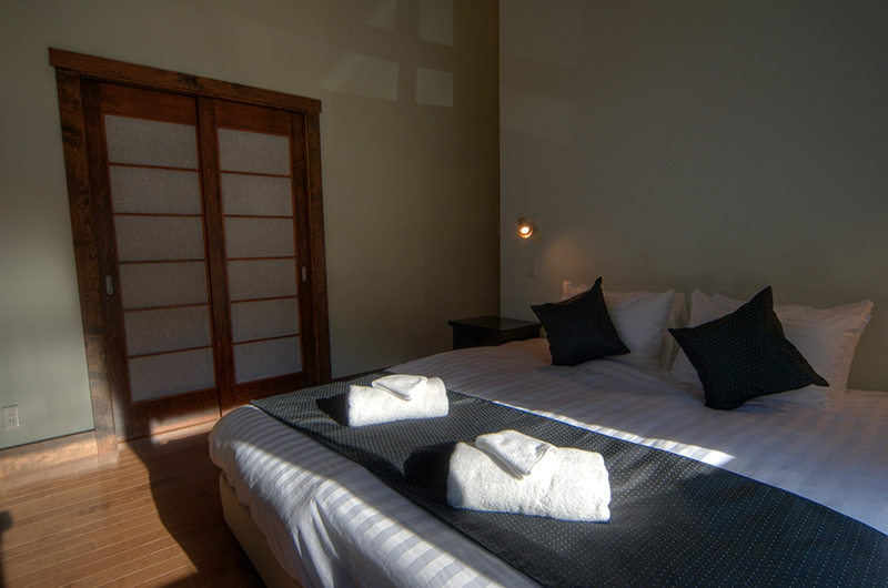 Mangetsu Lodge Bedroom Area | Hirafu, Niseko | Ministry of Chalets