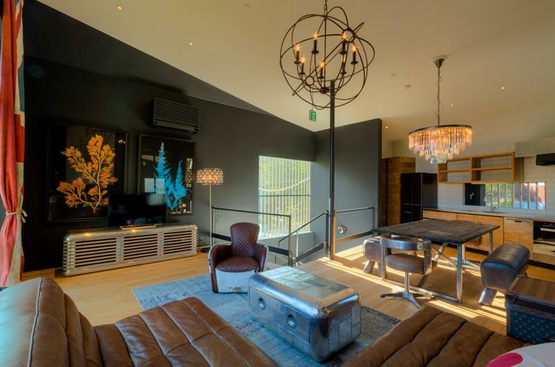 Millesime Dining And Living Area | Lower Hirafu, Niseko | Ministry of Chalets