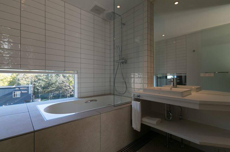 Millesime Bathroom   Lower Hirafu, Niseko   Ministry of Chalets