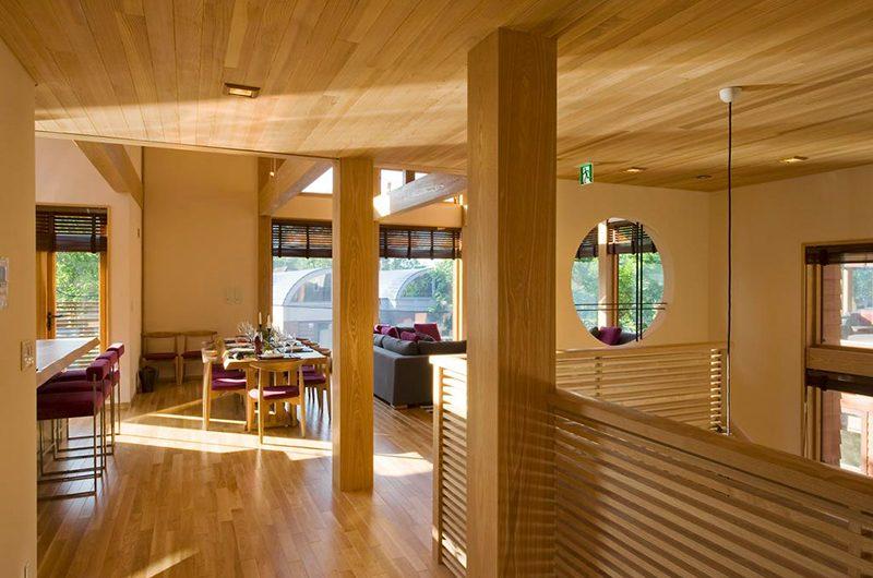 Miyabi Living Area | Hirafu, Niseko | Ministry of Chalets