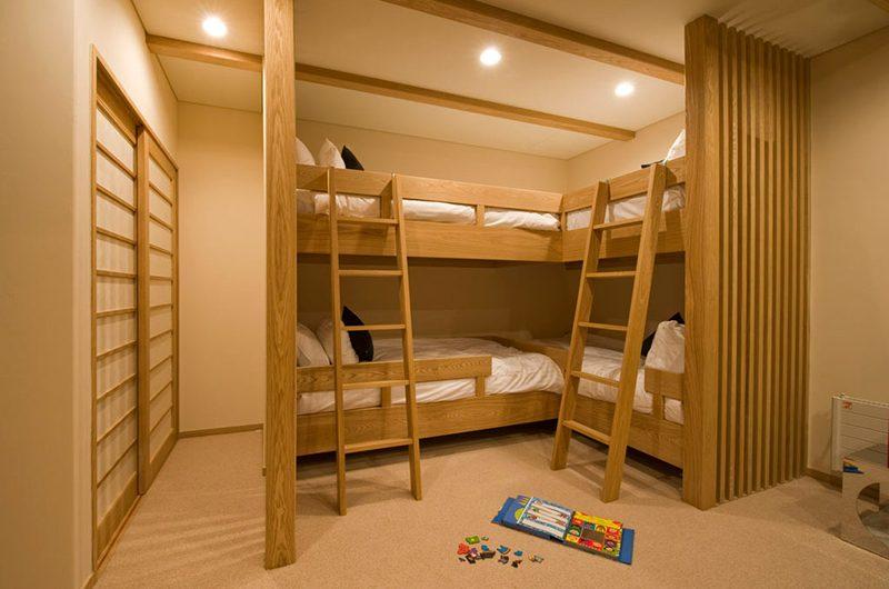 Miyabi Kids Bunk Beds | Hirafu, Niseko | Ministry of Chalets