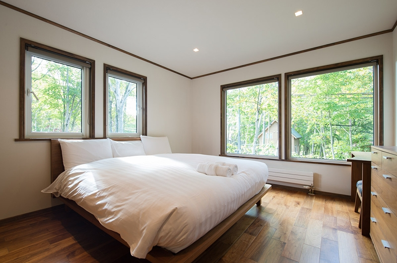 Moiwa Chalet Bedroom | Moiwa, Niseko | Ministry of Chalets