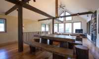 Moiwa Chalet Dining and Living Area | Moiwa, Niseko | Ministry of Chalets