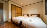 Moiwa Chalet Twin Bedroom | Moiwa, Niseko | Ministry of Chalets