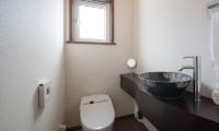 Moiwa Chalet Bathroom Area | Hirafu, Niseko | Ministry of Chalets